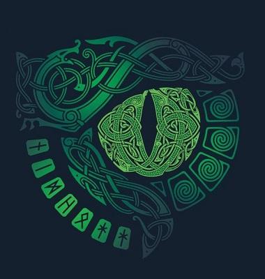 drakono akis, wyrd, drakono, akis, runos, runa, drakonas, drakonu magija, magijos, drakono magija
