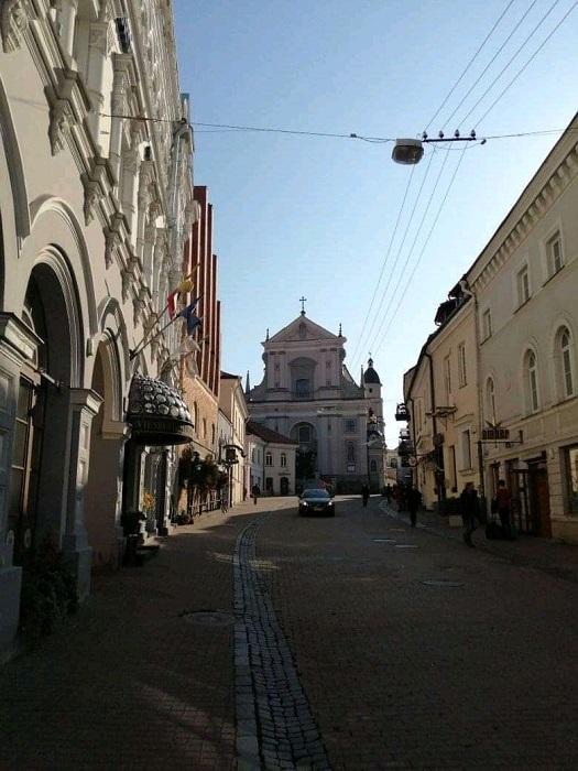 Būrėja Vilniuje