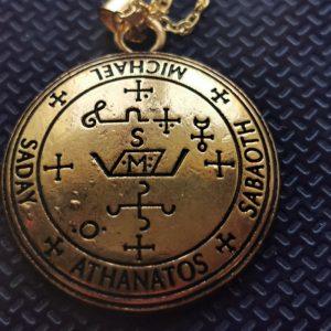 talismanas,talismanai, arkangelas, arkangelas michaelis, arkangelas mykolas, burtai, magija, burejos magija