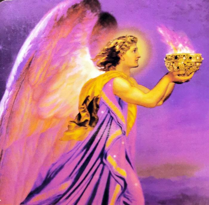 angelų kortos, angelas, arkangelas, metatronas, arkangelas metatronas