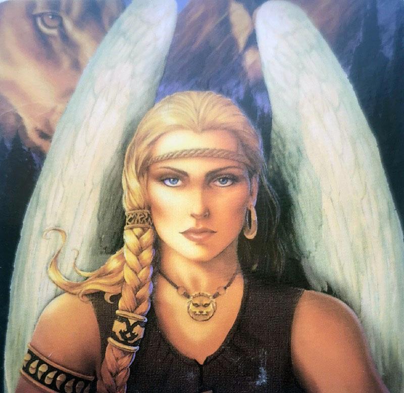 arkangelas arielis, arielis, arkangelas, archangelas, archangelas arielis, angelu kortos, angelas, angelai, angelo, angelu, kortos, burejosmagija, burejos, magija