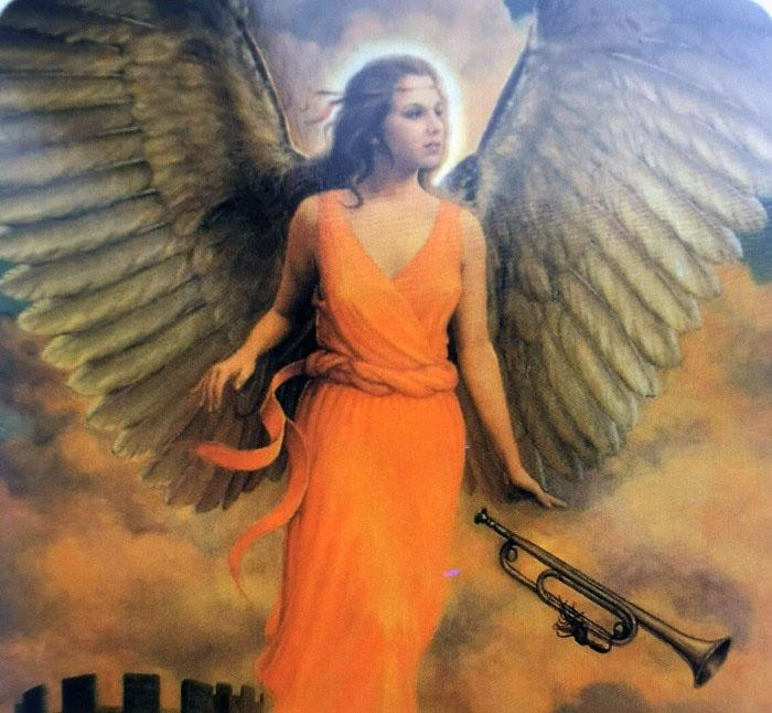 arkangelas gabrielis, gabrielis, arkangelas, archangelas, burejos magija, magija, burejos, bureja, angelu kortos, angelu, kortos, korta
