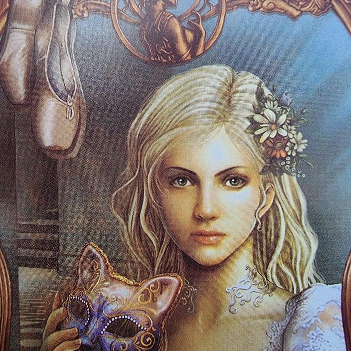 angelu isminties kortos, spektaklis, vaidyba, vaidinimas, mergina, blondine, moteris, orakulas, isminties orakulas, ismintis, isminties kortos, angelu ismintis, isminties angelu kortos, angelu kortos, angelai, korta, burtai, magija,