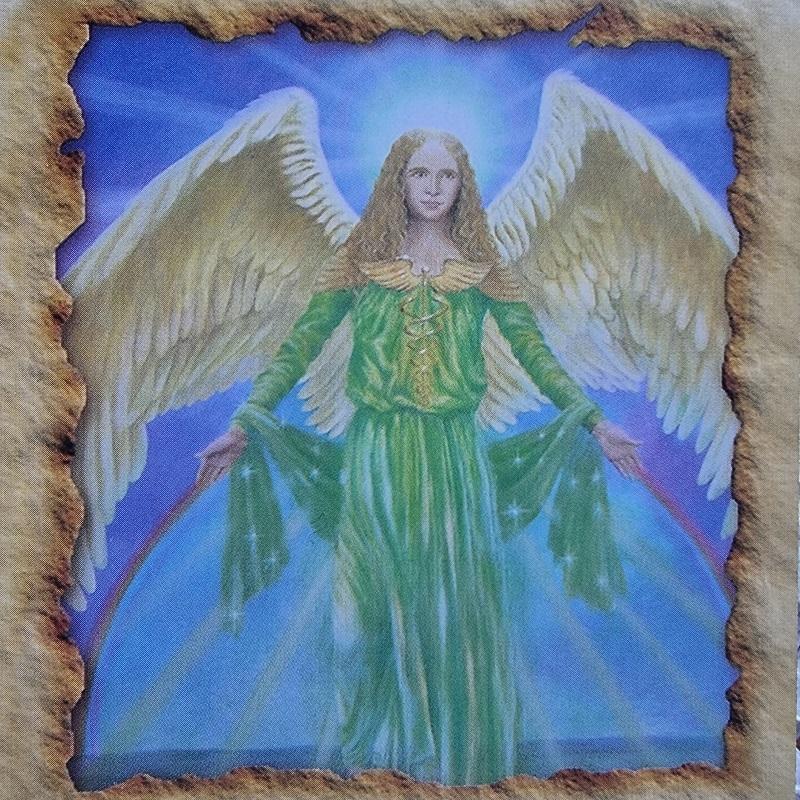 archangelas rafaelis, archangelas, rafaelis, sveikatos angelu kortos, angelu sveikatos kortos, angelu kortos, kortos, gydantis orakulas, gydancios kortos, karmos korekcija, ciakru apvalymas, gydantis angelu orakulas, bureja, taro, burimai, magija, burtai, angelai