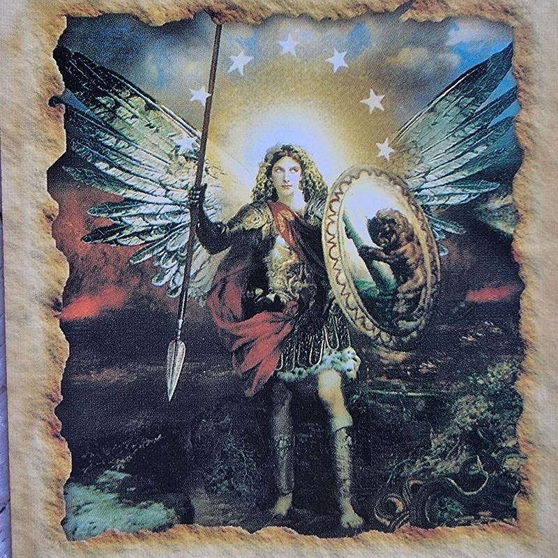 archangelo apsauga, archangelo, apsauga, michaelio, sveikatos angelu kortos, angelu sveikatos kortos, angelu kortos, kortos, gydantis orakulas, gydancios kortos, karmos korekcija, ciakru apvalymas, gydantis angelu orakulas, bureja, taro, burimai, magija, burtai, angelai
